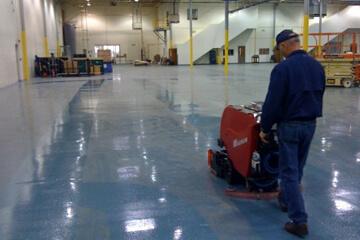 Fabrika Temizliği - Hizmetlerimiz